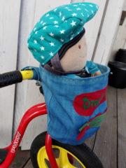 Fahrradhelm für Krümel
